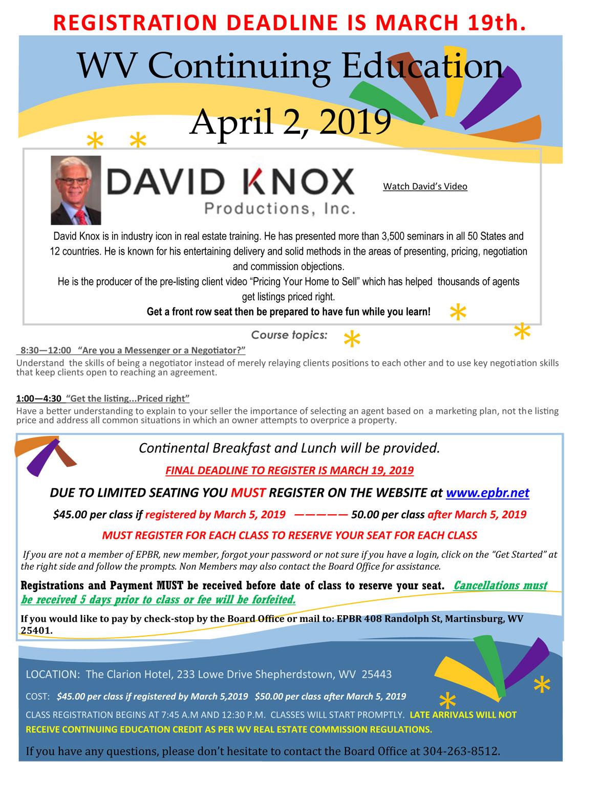 David Knox